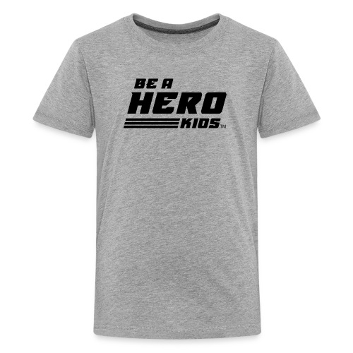 BHK secondary black TM - Kids' Premium T-Shirt