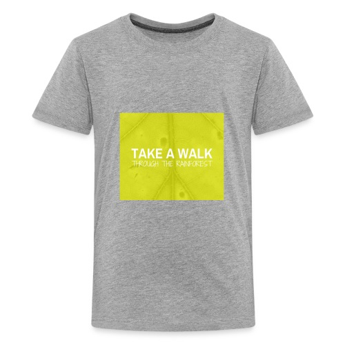 Take a Walk - Kids' Premium T-Shirt
