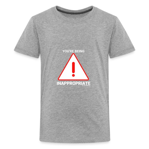 Inappropriate - Kids' Premium T-Shirt