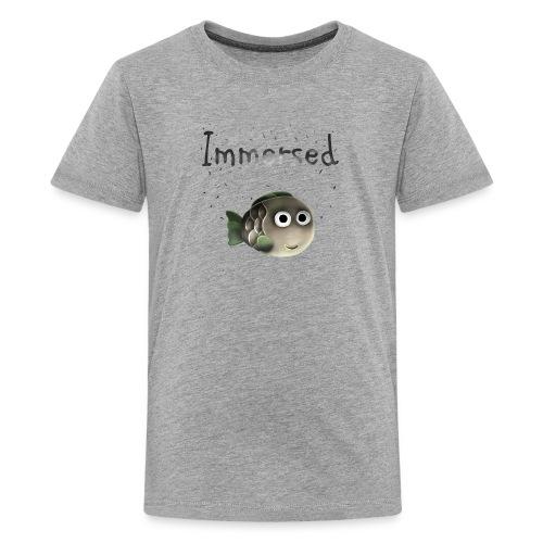 Cute Little Fishy - Kids' Premium T-Shirt