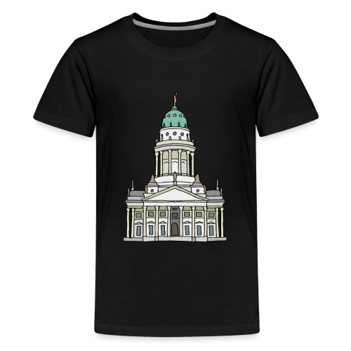 French Cathedral Berlin - Kids' Premium T-Shirt