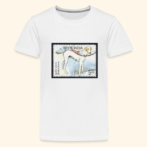 India - Mudhol Hound - Kids' Premium T-Shirt