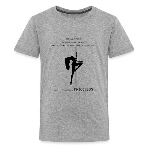 College Tuition Priceless - Kids' Premium T-Shirt