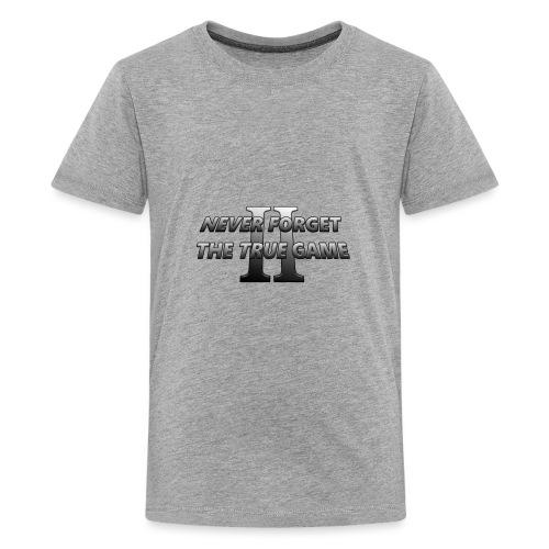 Battlefront 2 Remembrance Shirt - Kids' Premium T-Shirt