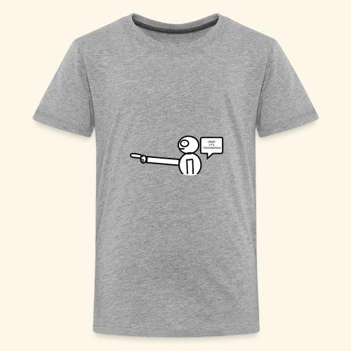 OMG its txdiamondx - Kids' Premium T-Shirt
