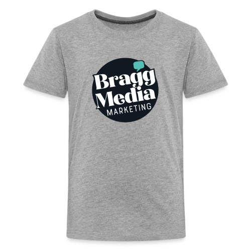 Bragg Media Marketing - Kids' Premium T-Shirt