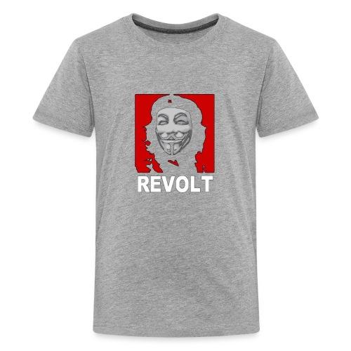 Anonymous Che Revolt Mugs & Drinkware - Kids' Premium T-Shirt