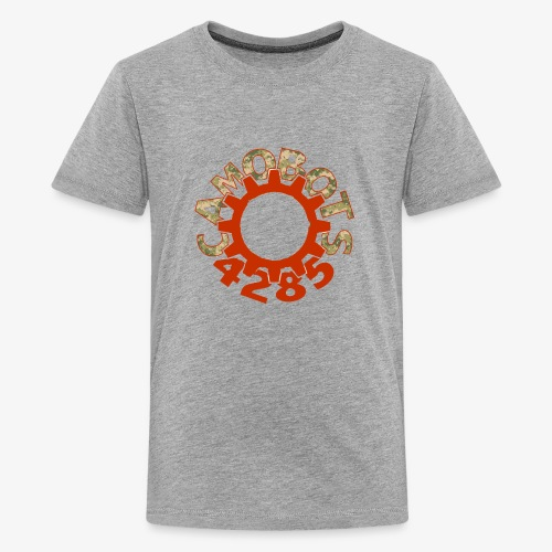 camo logo - Kids' Premium T-Shirt
