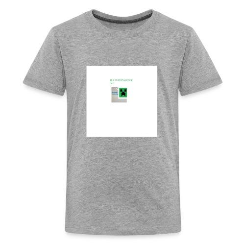 Mathify Logo - Kids' Premium T-Shirt