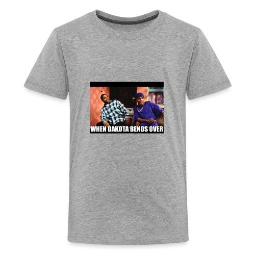 Dakotas thicc - Kids' Premium T-Shirt