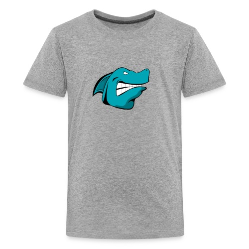 Squishyfisher Logo merch - Kids' Premium T-Shirt