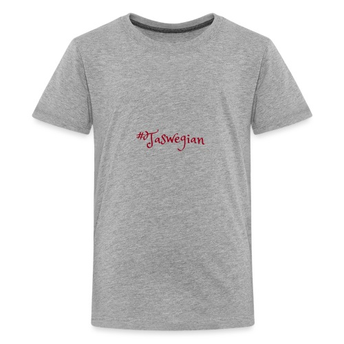 Taswegian Red - Kids' Premium T-Shirt