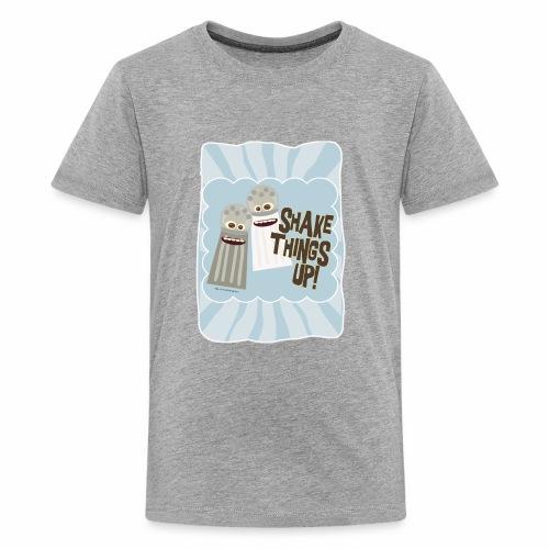 Salt and Pepper Shake Things Up - Kids' Premium T-Shirt