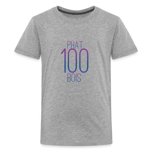 Phat 100 Bois - Kids' Premium T-Shirt