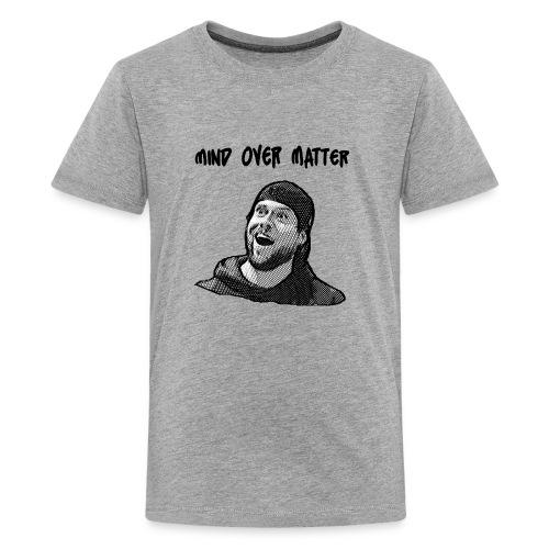 matterwhiteshirt - Kids' Premium T-Shirt
