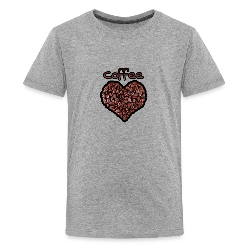 Coffee Lover - Kids' Premium T-Shirt