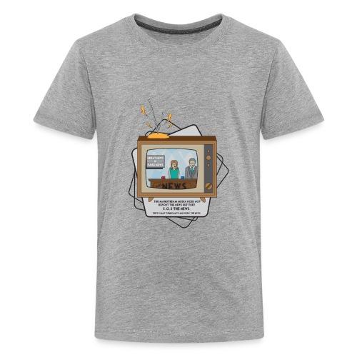 fakenews - Kids' Premium T-Shirt