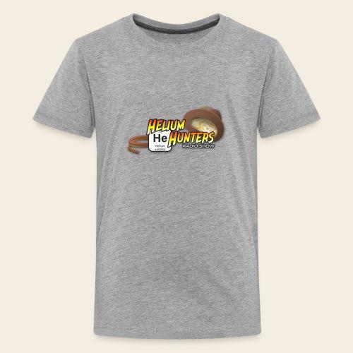 Helium Hunters Gear - Kids' Premium T-Shirt