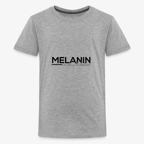 Black Currency Unmasked - Kids' Premium T-Shirt