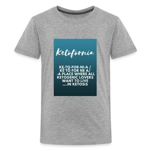 Ketofornia - Kids' Premium T-Shirt
