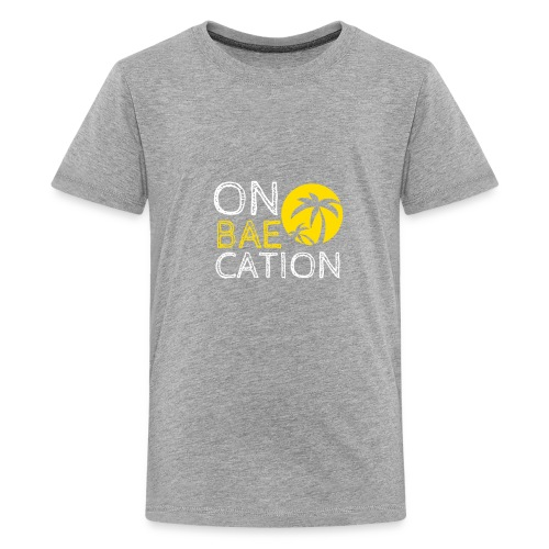 On Bae Cation Great Holiday Tshirt - Kids' Premium T-Shirt
