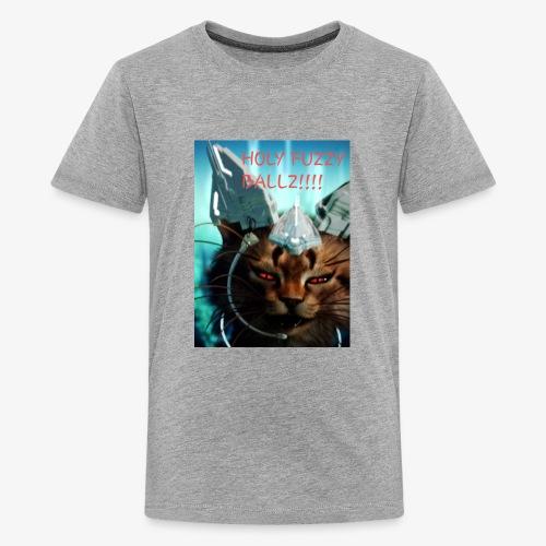 Fuzzy ballz - Kids' Premium T-Shirt