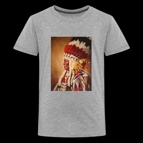 Chief - Kids' Premium T-Shirt