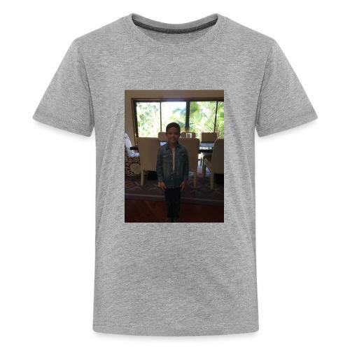 4F52AC7E 44FC 4EF5 A9F1 B944594D21DF - Kids' Premium T-Shirt