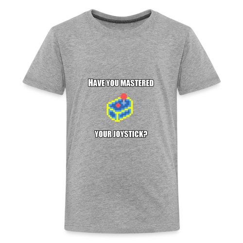 MasteredYourJoystick - Kids' Premium T-Shirt