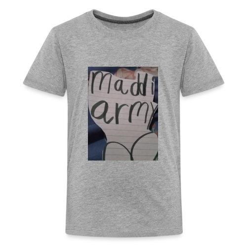 Madison - Kids' Premium T-Shirt