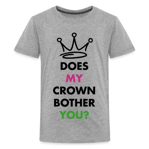 crown3 - Kids' Premium T-Shirt