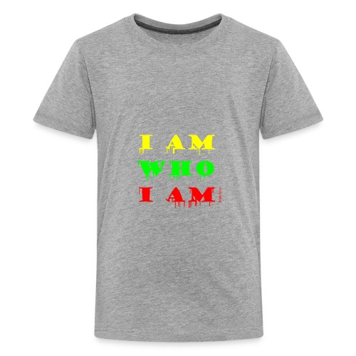 I Am Who I am - Kids' Premium T-Shirt