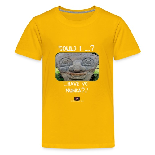 Alien Could I have your Number - Kids' Premium T-Shirt