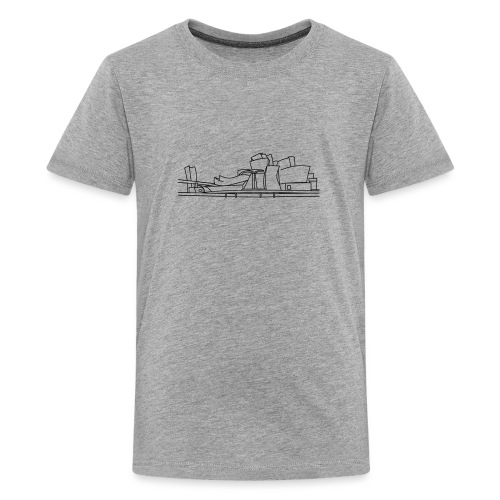 Guggenheim Museum Bilbao - Kids' Premium T-Shirt