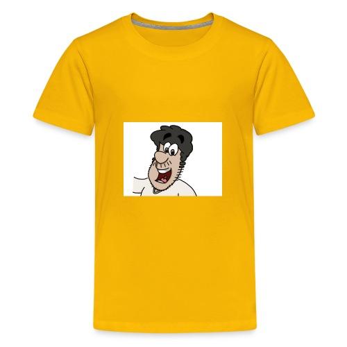 crunchy mumkey - Kids' Premium T-Shirt