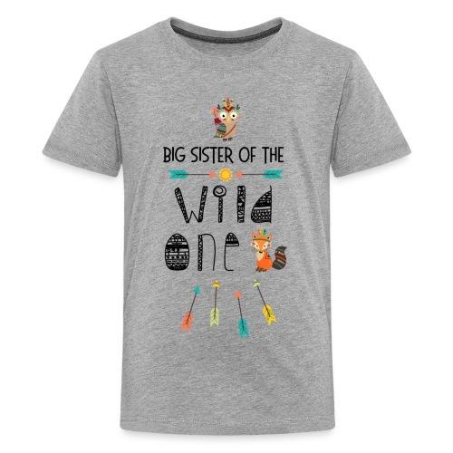 wild sister 7 - Kids' Premium T-Shirt