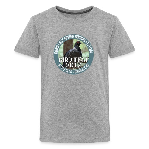 Down East Bird Fest 2017 - Kids' Premium T-Shirt