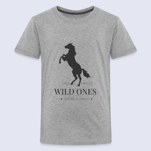 WILD ONES Horse 1 - Kids' Premium T-Shirt