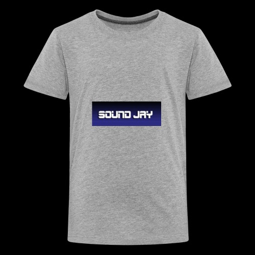 sound jay merch - Kids' Premium T-Shirt
