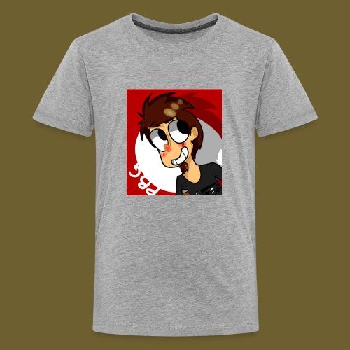 Peanutbuter hoodie VIP. - Kids' Premium T-Shirt