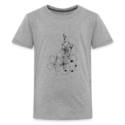 Night Flower - Kids' Premium T-Shirt