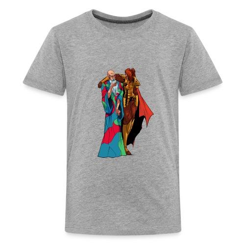 anjelicaPRO png - Kids' Premium T-Shirt