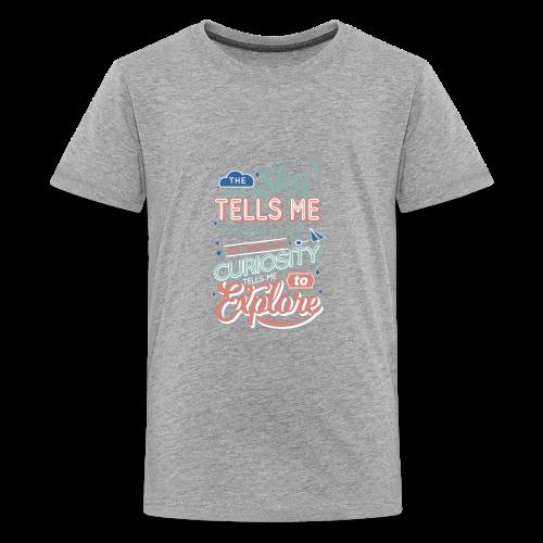 Explore - Kids' Premium T-Shirt