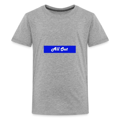 All out - Kids' Premium T-Shirt