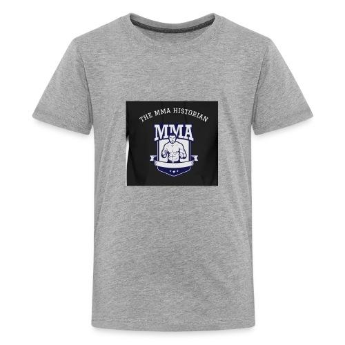 The MMA Historian - Kids' Premium T-Shirt