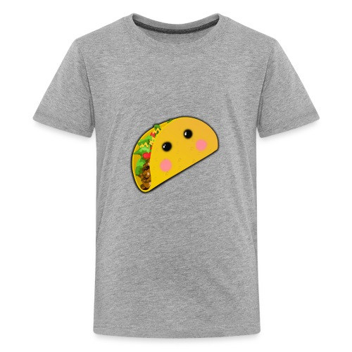 Kawaii Taco - Kids' Premium T-Shirt