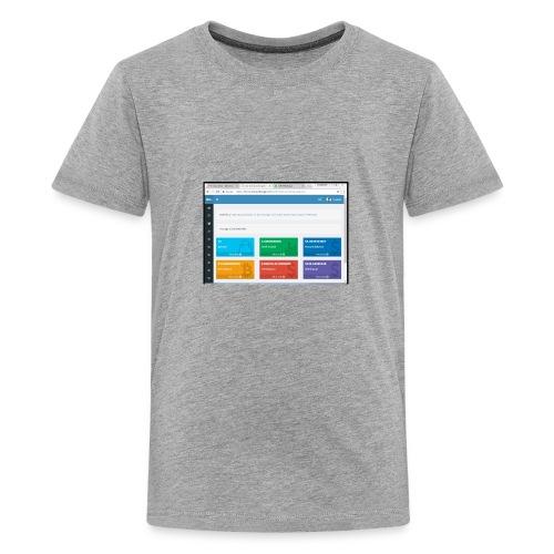 Earning - Kids' Premium T-Shirt