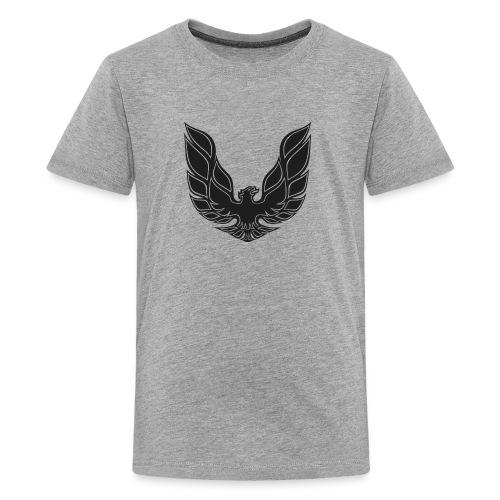 trans am logo - Kids' Premium T-Shirt