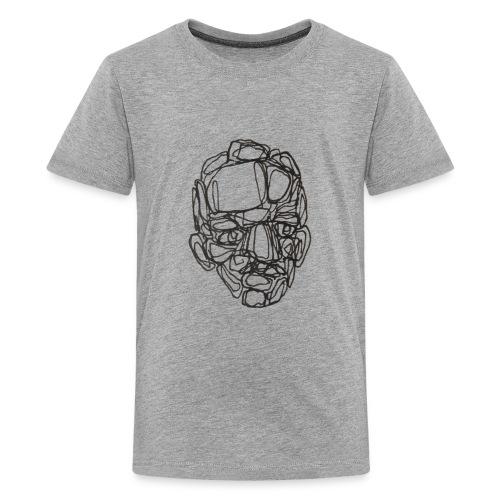 old boy - Kids' Premium T-Shirt