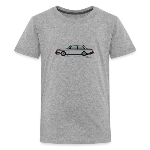 242 GT Coupe Silver - Kids' Premium T-Shirt